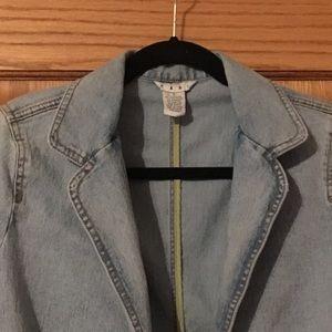 CAbi Jackets & Coats - CAbi jean jacket